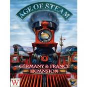 Age of Steam : France Germany expansion
