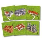 Carcassonne : Abbayes d'Allemagne (Mini Extension)