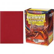 Dragon Shield - Matte Red