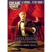 Escape Quest T8 - Houdini Face Au Synode