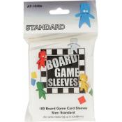 BOARD GAME SLEEVES 63X88MM (100)