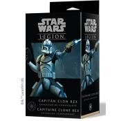 Star Wars : Légion - Capitaine Clone Rex