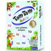 Tam Tam Safari - Les Syllabes Simples