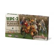 Zombicide - Black Plague : Notorious Plagues Characters NPC2