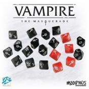 Vampire : la Mascarade V5 - Dice Set