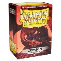 DRAGON SHIELD CRIMSON (100)