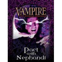 Vampire Jeu de Cartes : Starter Vampire: The eternal Struggle Pact with Nephandi