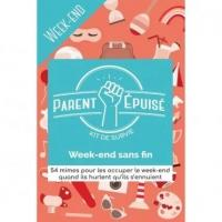 Parent Epuisé - Kit de Survie Week-End Sans Fin