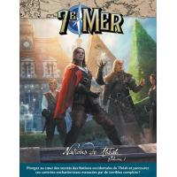 7ème Mer : Nations de Théah - Volume 1