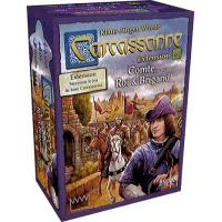 Carcassonne : Comte, Roi et Brigand - Extension 6