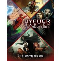 CYPHER SYSTEM RPG CORE BOOK