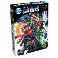 DC Comics Deck-Building Game : Extension Crisis