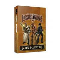 DEADLANDS RELOADED - CARTES D'AVENTURE