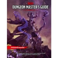 DUNGEON MASTER'S GUIDE - D&D 5TH EDITION