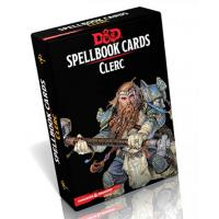 Dungeons & Dragons DD5 : Cartes de Sort - Clerc