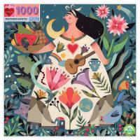 Puzzle - Mother earth - 1000 pièces