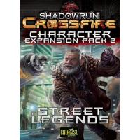 SHADOWRUN CROSSFIRE : CHARACTER EXPANSION P