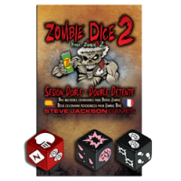 ZOMBIE DICE 2 : DOUBLE DETENTE