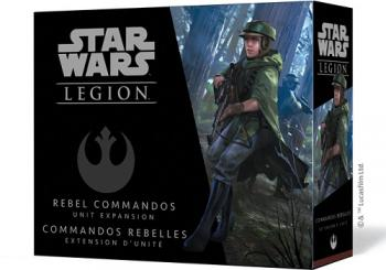 Star Wars Légion : Commando Rebelle
