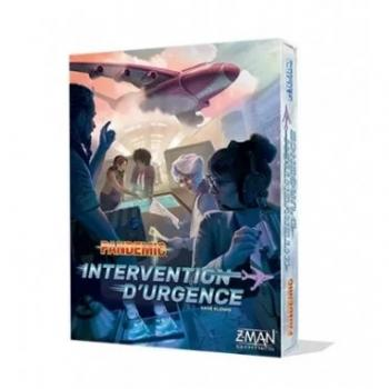 Pandemic - Intervenion d'Urgence