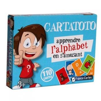 Cartatoto Alphabet - Etui Carton