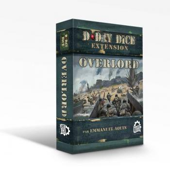 D-Day Dice - Extension Overlord