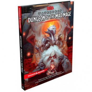 DD5 - Dungeon of the Mad Mage