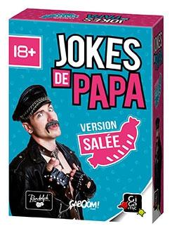 Jokes de Papa - Version Salée