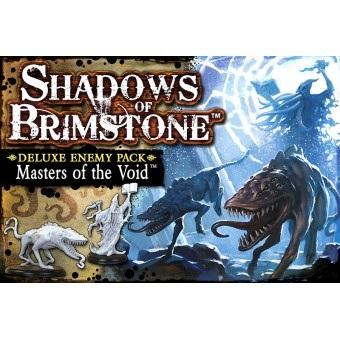 SHADOWS OF BRIMSTONE - MASTERS OF THE VOID