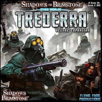 SHADOWS OF BRIMSTONE : TREDERRA