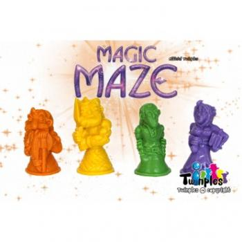 Twinples - Magic Maze