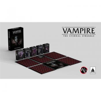Vampire - The Eternal Struggle 5th Edition : Box Set