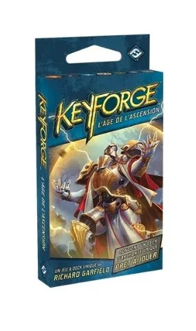 Keyforge - L'Age de l'Ascension deck