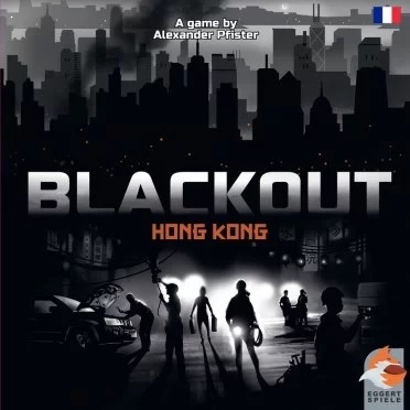 Black Out - Hong Kong