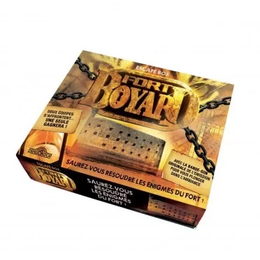 Escape Box - Fort Boyard