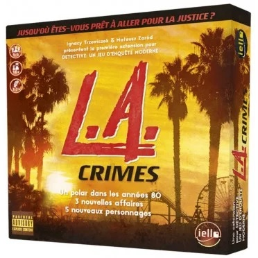 Detective : Extension - L.A. Crime