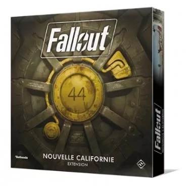 Fallout : Nouvelle Californie Extension
