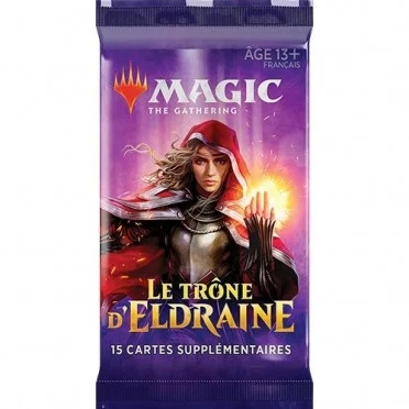 Magic the Gathering : Le Trône d'Eldraine