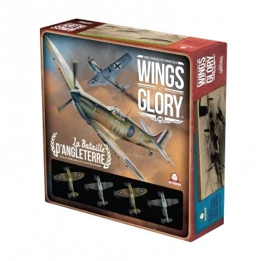 Wings of Glory - La Bataille d'Angleterre