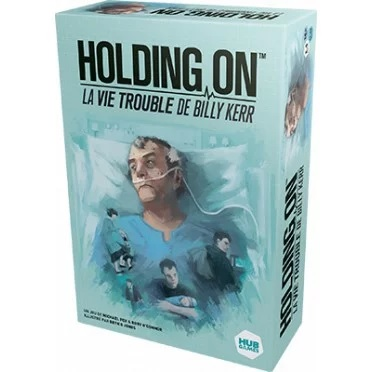 Holding On - La Vie Trouble de Billy Kerr
