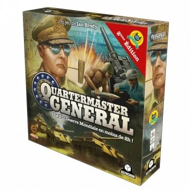 Quartermaster General 2ème Edition