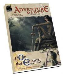 ADVENTURE PARTY : L'OR DES ELFES