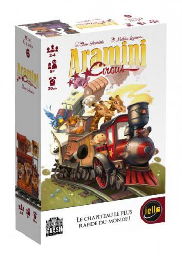 ARAMINI CIRCUS - MINI GAMES 6