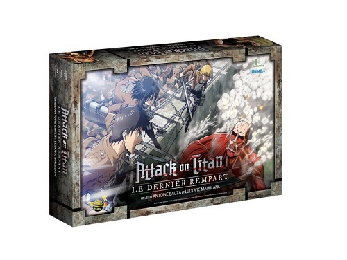 Attack on Titan - Le dernier rempart