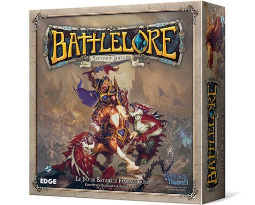 BATTLELORE SECONDE EDITION