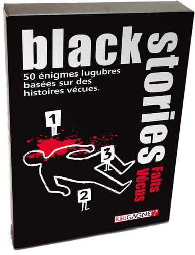 BLACK STORIES - FAITS VECUS
