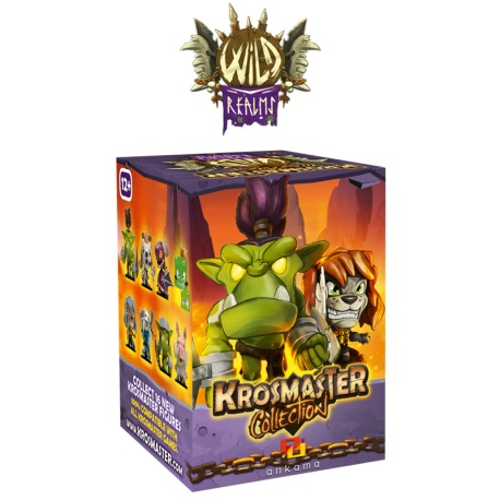 KROSMASTER ARENA 2.0 : WILD REALMS BLINDBOX