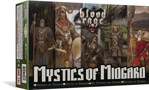 BLOOD RAGE : AUGURES DE MIDGARD