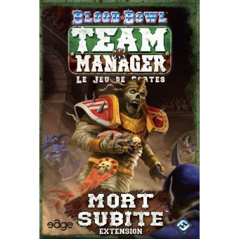 BLOOD BOWL TEAM MANAGER : MORT SUBITE
