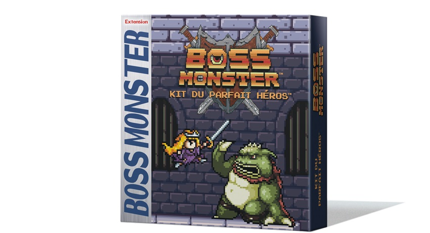 Boss Monster : Kit du parfait Héros - Extension